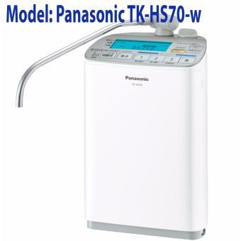 Máy Lọc Nước Điện Giải Ion Kiềm Tạo Hydro Panasonic TK-HS70-W
