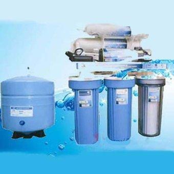 Máy lọc nước Ecoro 5 lõi lọc (Xanh dương nhạt)