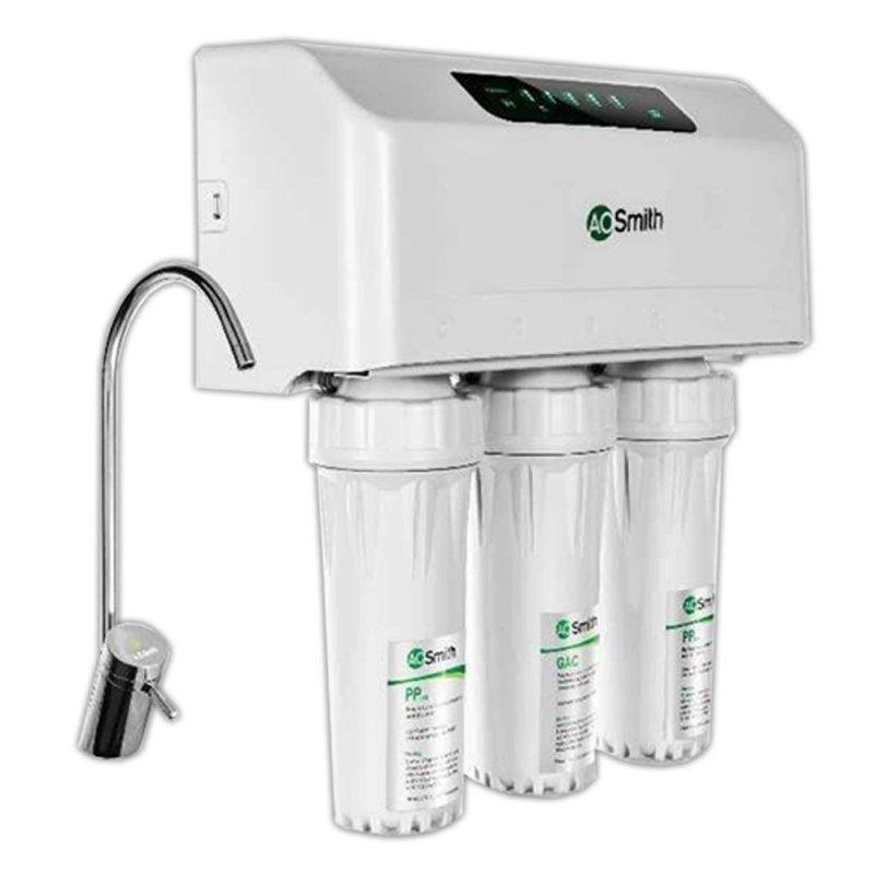 Máy lọc nước không bình chứa dưới chậu rửa A.O. Smith AR600-C-S-1