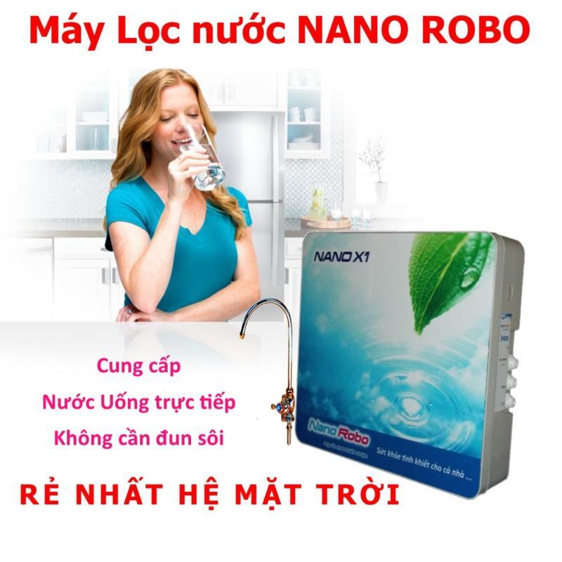 Máy Lọc Nước NANO ROBO Uống Trực Tiếp Không cần đun sôi