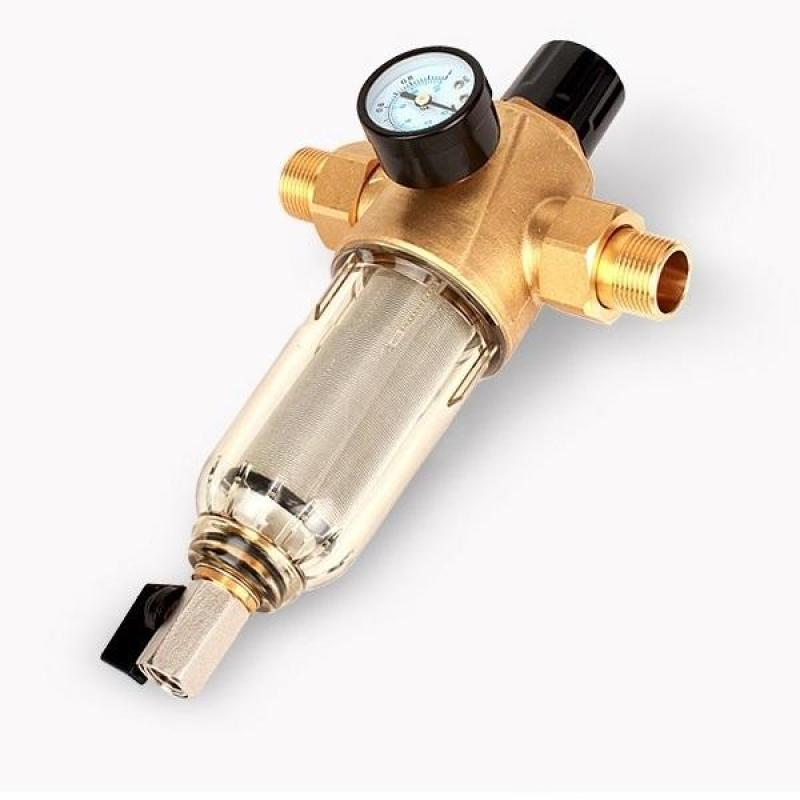 Máy lọc nước sơ cấp đầu nguồn LSC3 - Công nghệ Canada
