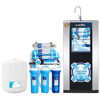Máy lọc nước tiêu chuẩn sRO Karofi, 9 cấp, đèn UV, tủ IQ - 8215887 , KA433HAAA1LB3DVNAMZ-2609515 , 224_KA433HAAA1LB3DVNAMZ-2609515 , 6950000 , May-loc-nuoc-tieu-chuan-sRO-Karofi-9-cap-den-UV-tu-IQ-224_KA433HAAA1LB3DVNAMZ-2609515 , lazada.vn , Máy lọc nước tiêu chuẩn sRO Karofi, 9 cấp, đèn UV, tủ IQ