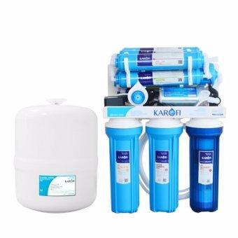 Máy lọc nước tiêu chuẩn sRO Karofi, 9 cấp, không tủ - KT-KS90A