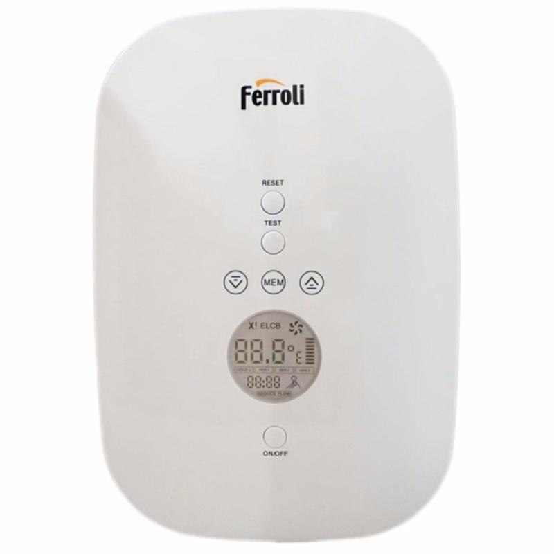 Bảng giá Máy nước nóng trực tiếp Ferroli DIVO SDN - Chất Lượng Cao