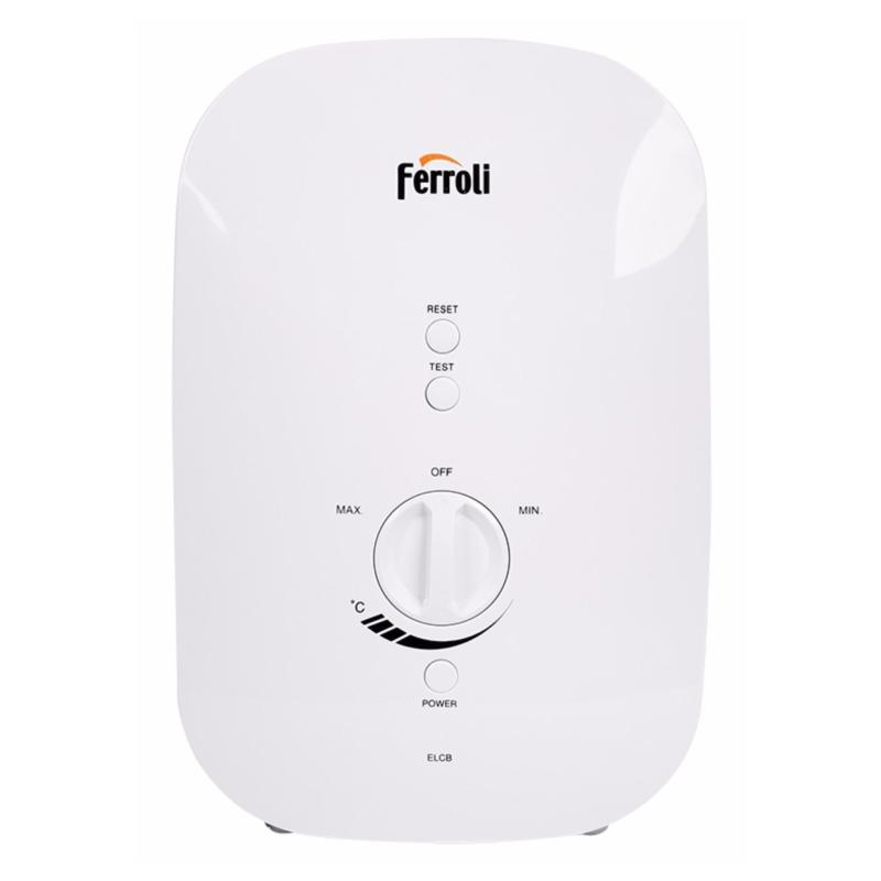 Bảng giá Máy nước nóng trực tiếp Ferroli Divo SSP 4.5S 4500W (Trắng)