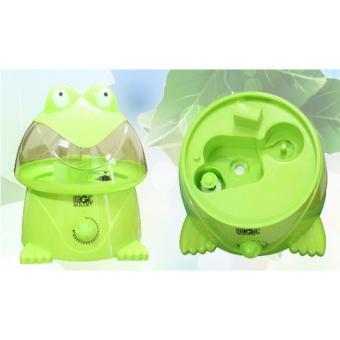Máy phun sương tạo ẩm cho phòng điều hòa (con ếch)