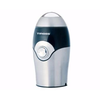 Máy xay cà phê Tiross TS530 (Inox phối xám)
