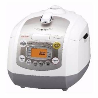 Nồi cơm áp suất điện tử Cuckoo CRP-FA0610F 1L 990W(Trắng) - Hàng nhập khẩu