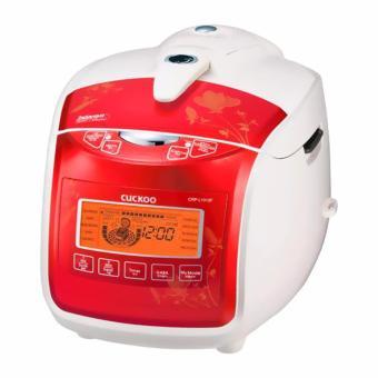 Nồi cơm áp suất điện tử Cuckoo CRP-L1052F 1.8L 1150W (Đỏ) - Hàng nhập khẩu