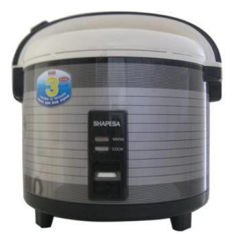 Nồi cơm điện SHAP ks-1800 (Xám)