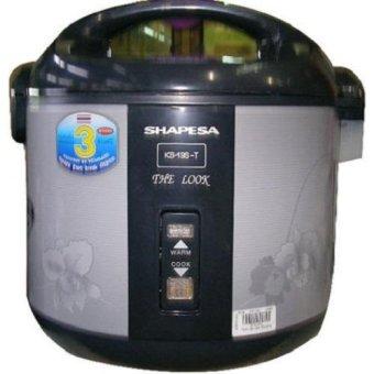 Nồi cơm điện SHAPESA 1L8 KS-19ST (Xám)