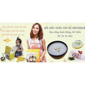 Nồi hầm thức ăn, kho cá, kho thịt BB Cooker Hàn Quốc 1.5L
