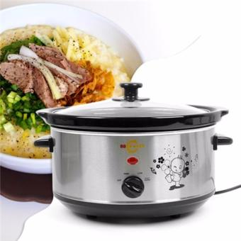 Nồi hầm thức ăn, kho cá, kho thịt BB Cooker Hàn Quốc 3.5L