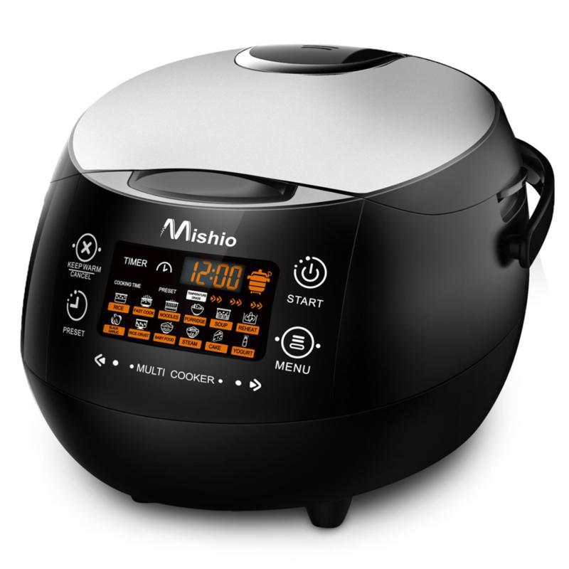 Nồi làm tỏi đen Mishio MK03 (đen)