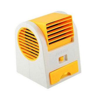 Quạt hơi nước Mini Fan (Cam)
