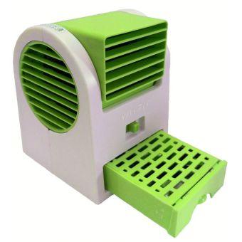 Quạt hơi nước Mini Fan MSM08 (Xanh lá)