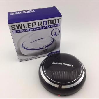 Robot lau nhà tự động thế hệ mới Sweep (Đen)