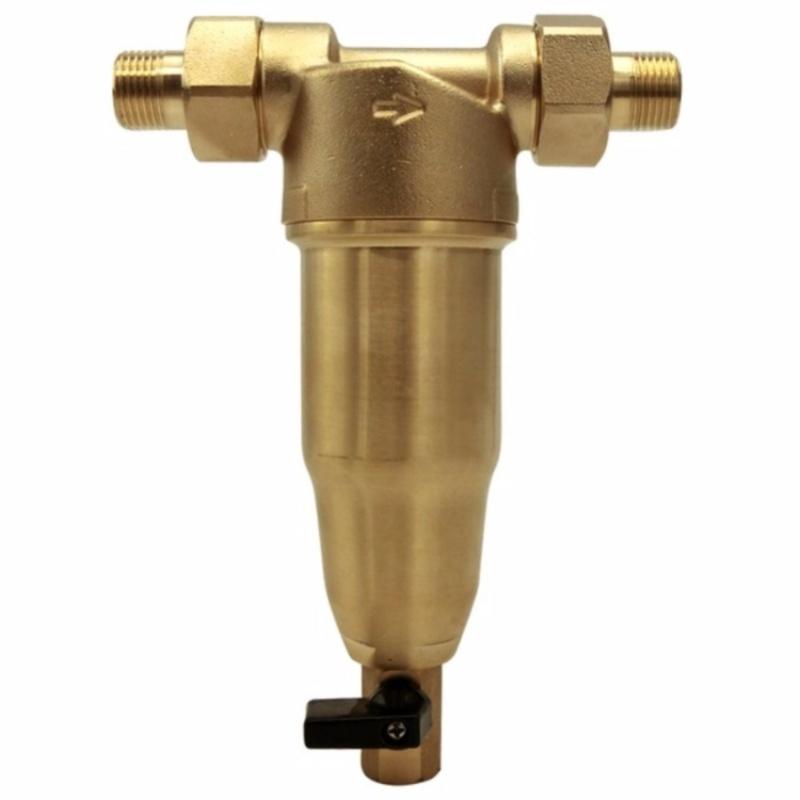 Thiết bị lọc nước sơ cấp đầu nguồn Canature LN03-16 - Công nghệ Canada