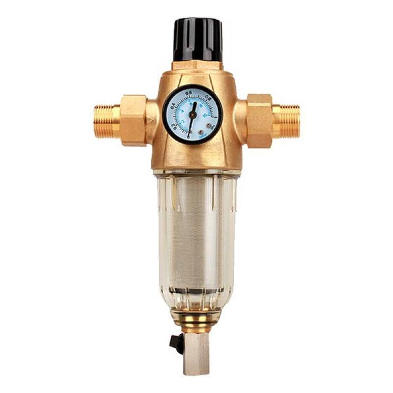 Thiết bị lọc nước sơ cấp đầu nguồn LSC3 - Lõi lọc siêu bền