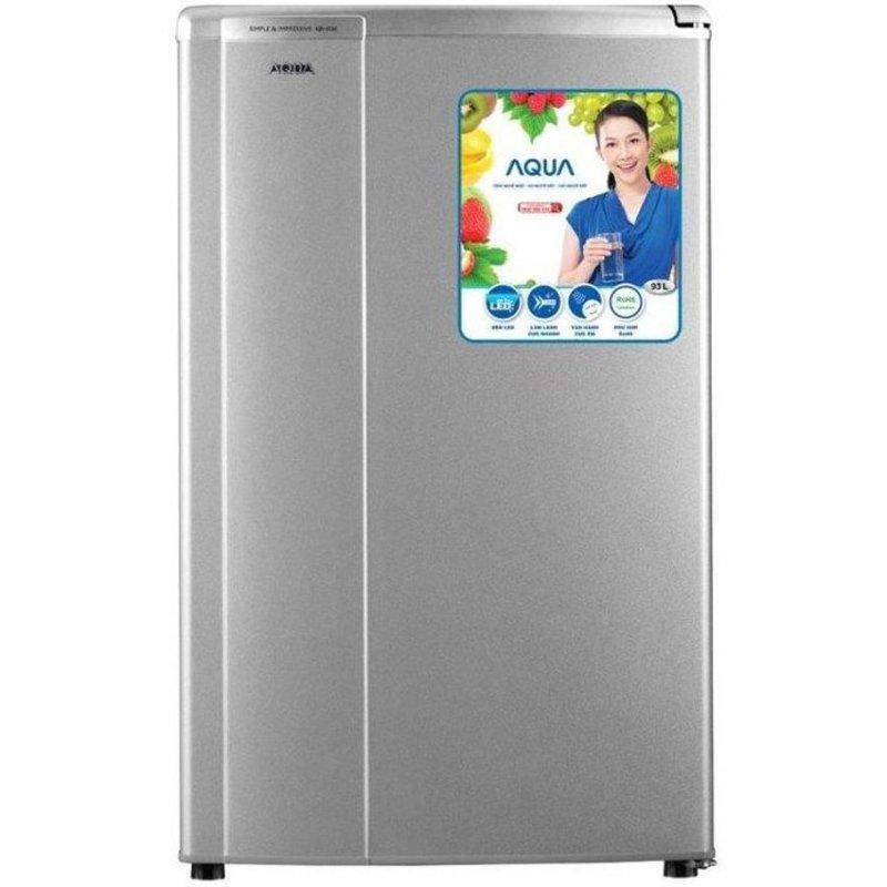 Tủ lạnh 1 cửa Aqua AQR - 95AR(SS) 90L (Xám)