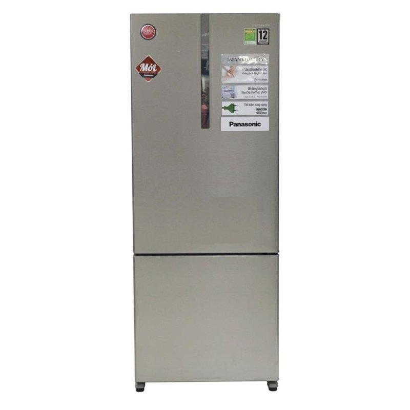 Tủ lạnh 2 cửa Panasonic NR-BX418XSVN 407L (Xám)
