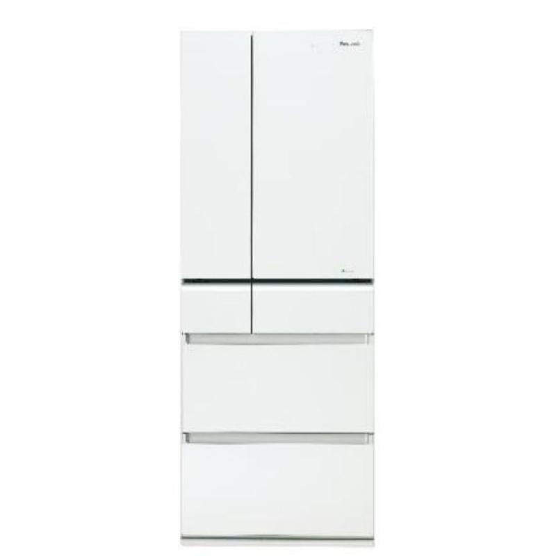 Tủ lạnh 6 cửa Panasonic NR-F510GT-W2 489L (Trắng)