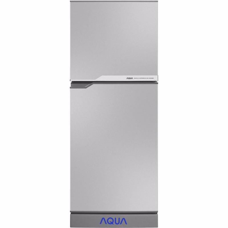 Tủ lạnh Aqua 130 lít AQR-145BN SS