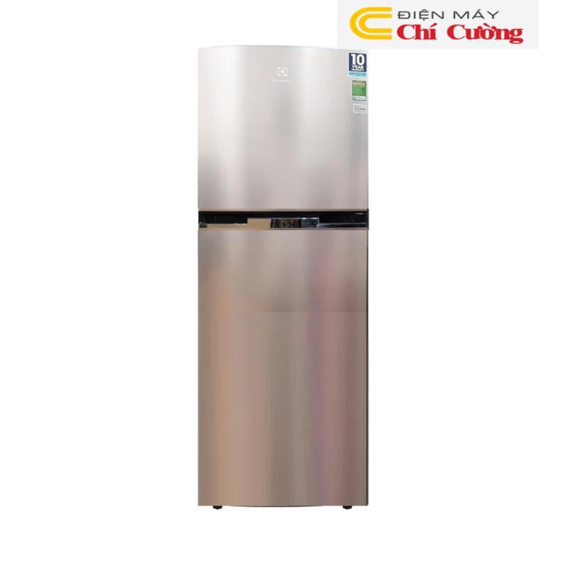 Tủ lạnh Electrolux ETB4602GA 460 Lít 2 cửa Inverter (Vàng đồng)
