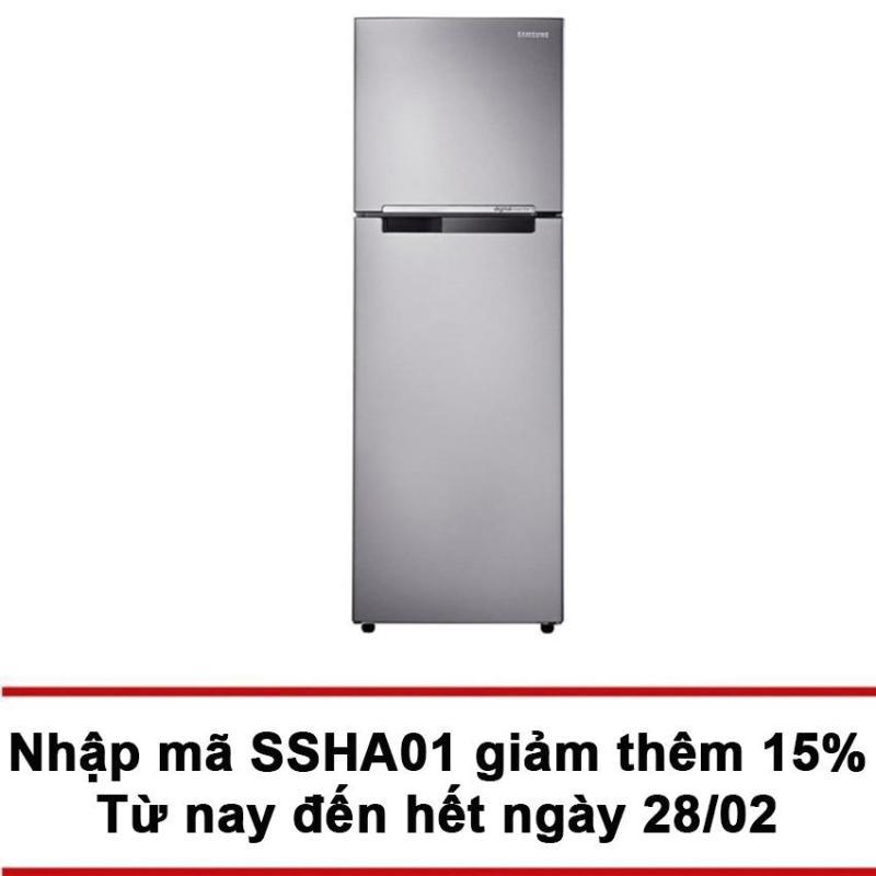 Tủ lạnh hai cửa Samsung RT22FARBDSA/SV 234L (Đen)
