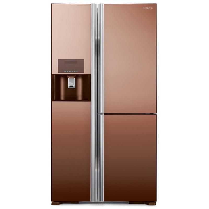 Tủ lạnh Hitachi M700GPGV2X(MBW) 584L (3 cửa) (Nâu)