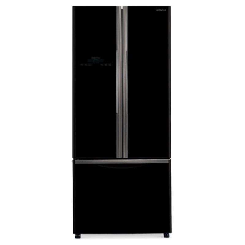 Tủ lạnh Hitachi R-WB475PGV2 (GBK) 382L (3 Cửa) (Đen)