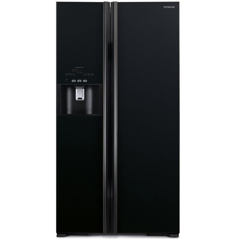 Tủ lạnh Hitachi S700GPGV2(GBK) 605L (2 cửa) (Đen)