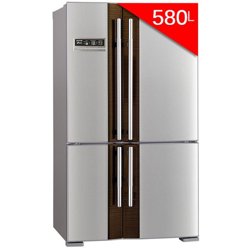 Tủ Lạnh Inverter Mitsubishi  MR-L72EH-STV 580L (Bạc)