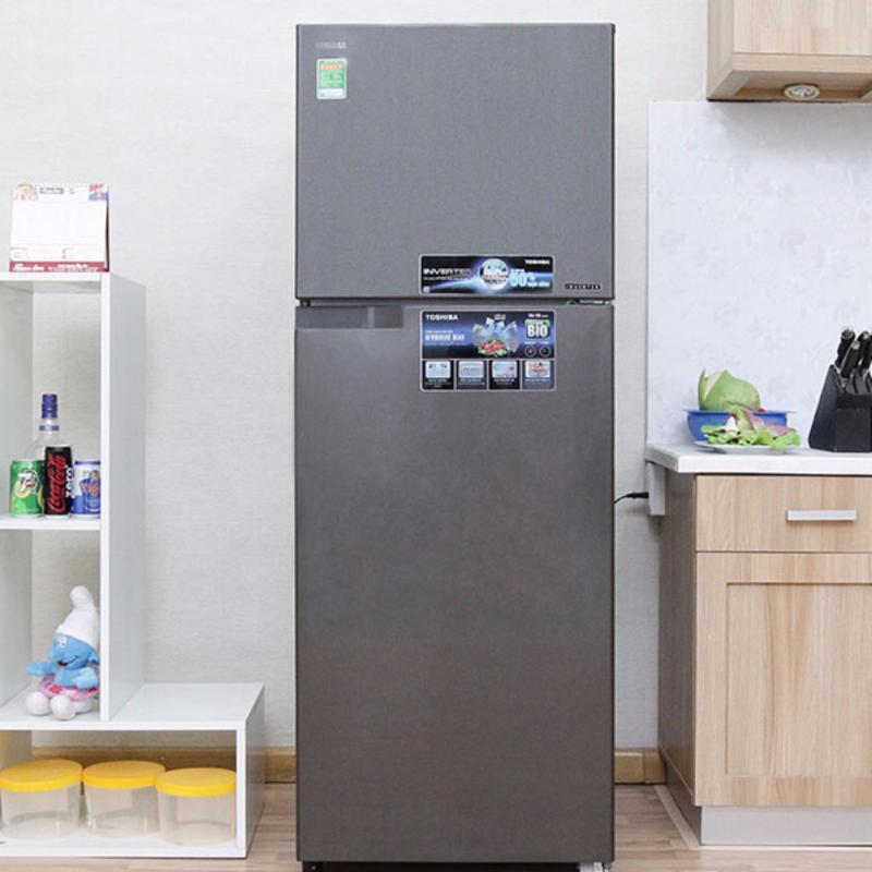 Tủ lạnh Inverter Toshiba 330 lít GR-T39VUBZ(DS)