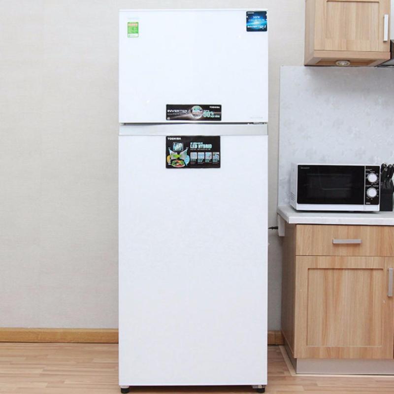 Tủ lạnh inverter Toshiba 409 lít GR-TG46VPDZ(ZW1)