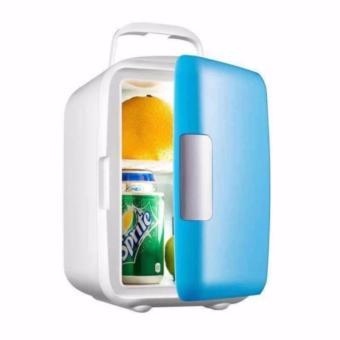 Tủ lạnh mini 6L cho xe hơi và gia đình