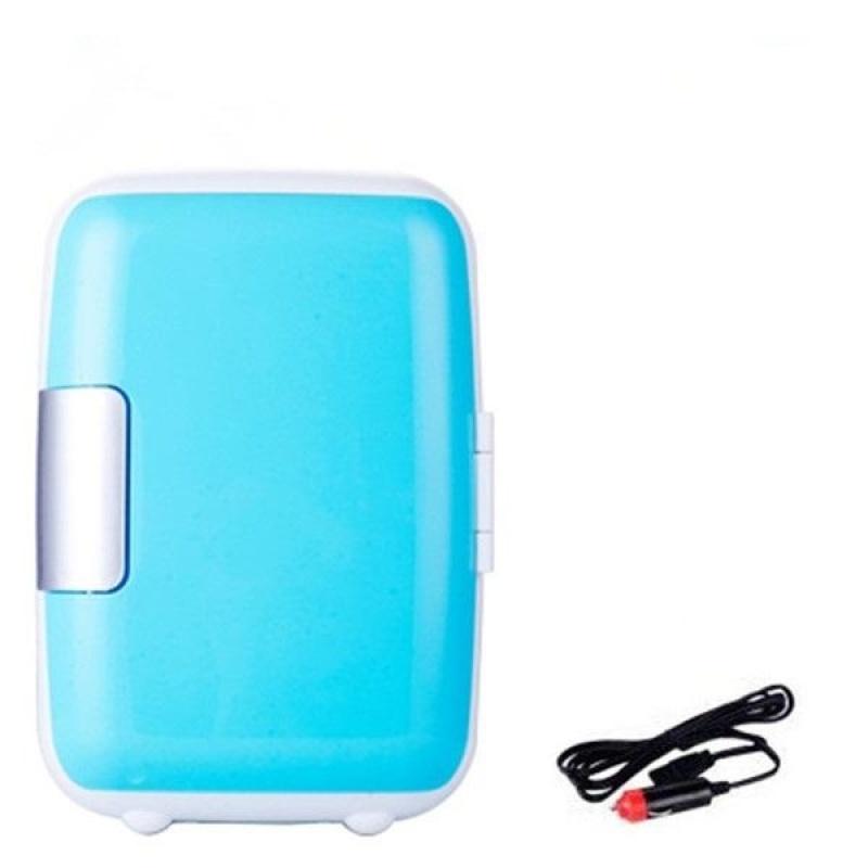 Tủ Lạnh Mini Cao Cấp Cho Xe Hơi Và Gia Đình 4l