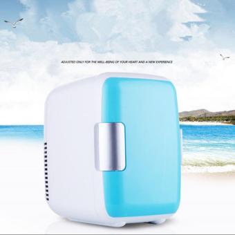 Tủ lạnh mini cao cấp loại 4L dùng cho xe hơi, văn phòng nhỏ