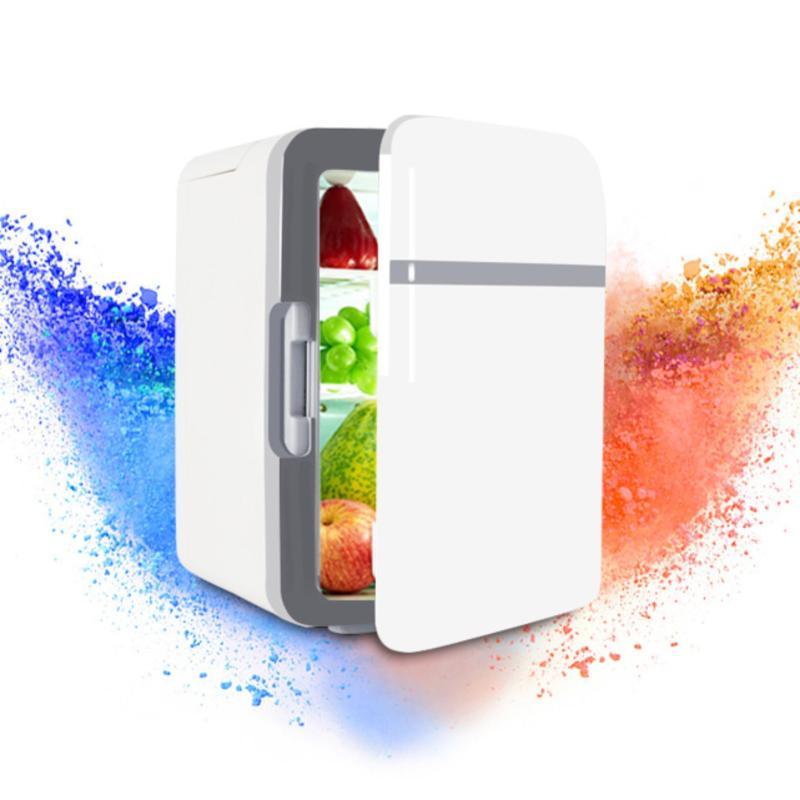 Tủ lạnh mini hộ gia đình và trên xe hơi 10L
