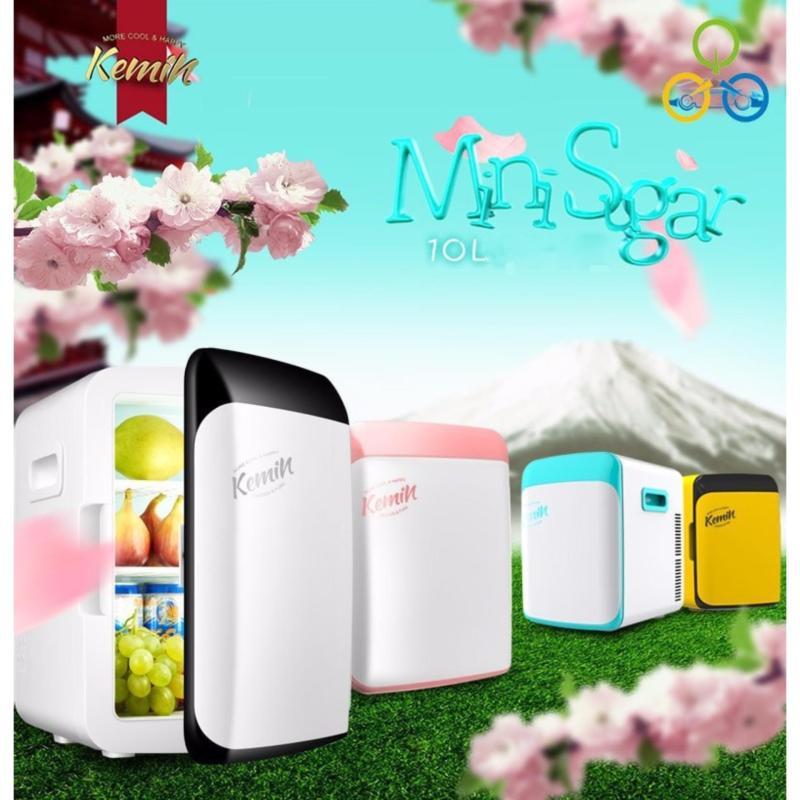 Tủ lạnh mini Kemin 15L cho gia đình và xe hơi
