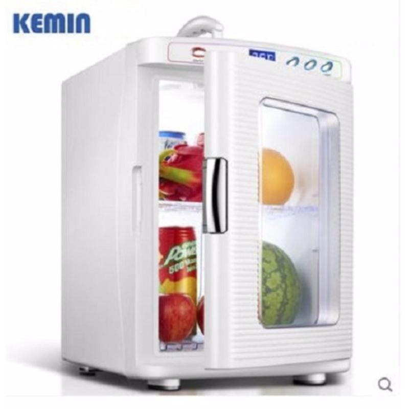 Tủ lạnh mini Kemin 25L cho gia đình và xe hơi