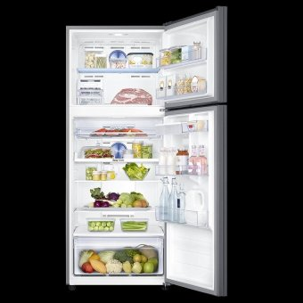 Tủ lạnh ngăn đá trên Samsung RT43K6631SL 438L (Bạc)