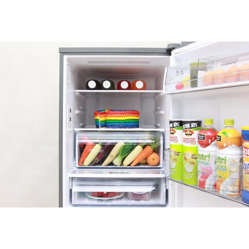 Tủ lạnh Panasonic 255 lít NR-BV288QSVN