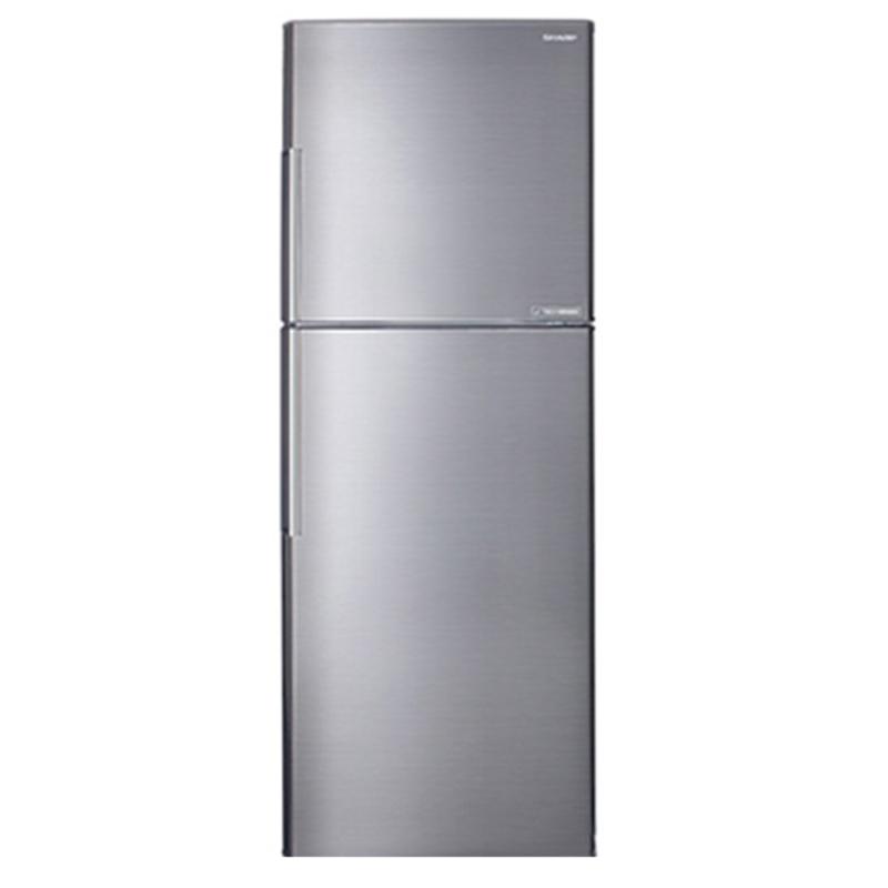 Tủ lạnh Sharp Apricot SJ-X316E-SL 314L (Bạc giống thép không gỉ)