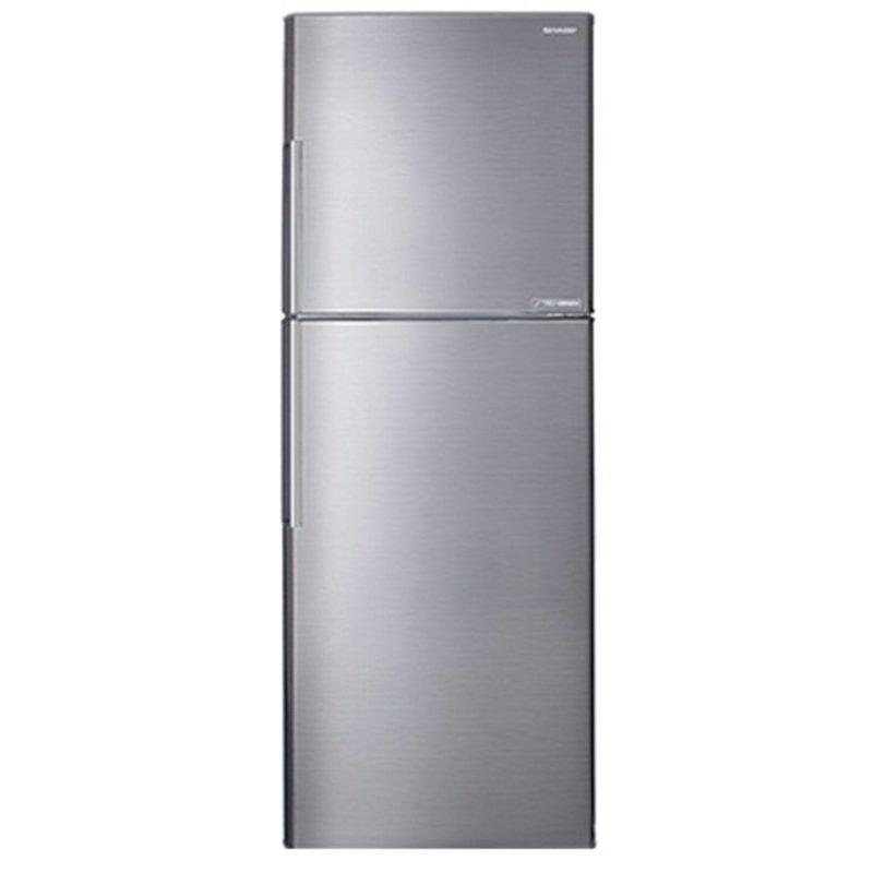 Tủ lạnh Sharp Apricot SJ-X346E-SL 342L (Bạc giống thép không gỉ)