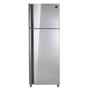 Tủ lạnh Sharp Dolphin SJ-XP400PG-SL 400L (màu Bạc cao cấp)