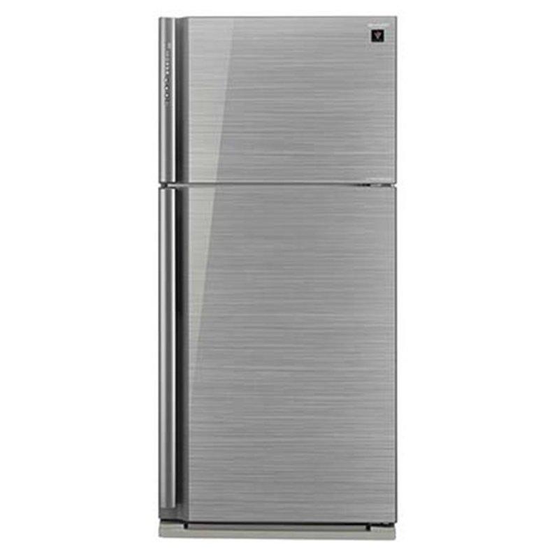 Tủ lạnh Sharp Dolphin SJ-XP630PG-SL 625L (Bạc)
