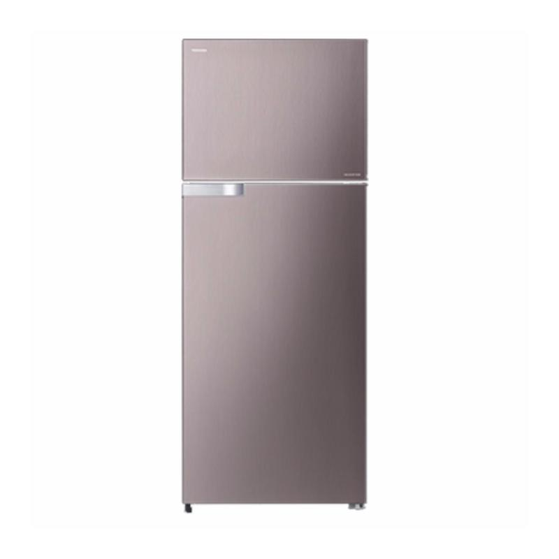 Tủ Lạnh TOSHIBA Inverter 409 Lít GR-T46VUBZ(N)