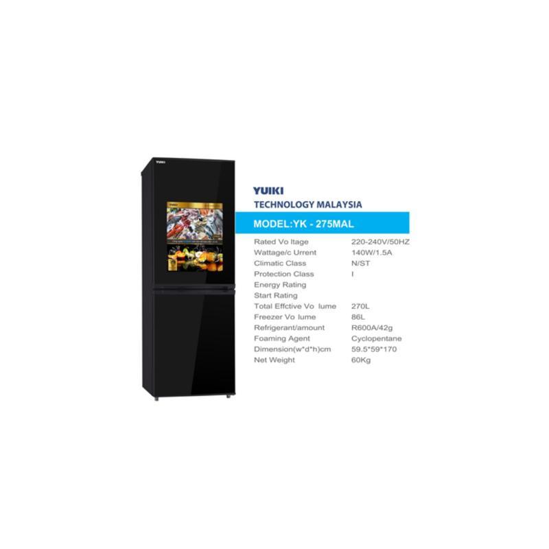 Tủ lạnh Yuiki YK-215MAL