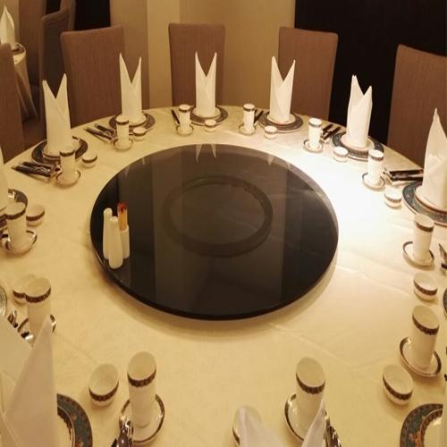 Vòng xoay bàn ăn - Vòng nhôm mâm xoay